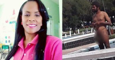 Enajenado mental de San Juan de la Maguana agrede maestra está interna
