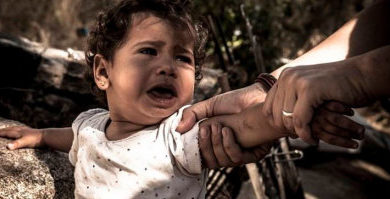 Entre 60 y 70% de padres dominicanos maltrata a sus niños según estudio