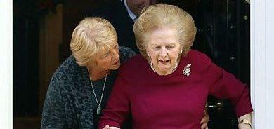 "Esta actriz será Margaret Thatcher en ""The Crown"""