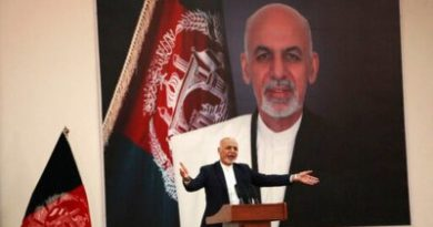 Estalla bomba en mitin de presidente afgano