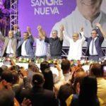 Estructuras de Montas, Segura, Navarro, Amarante Baret y Pared Pérez unen fuerzas a favor de Gonzalo Castillo