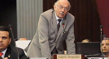 Fidelio Despradel exige RD se desvincule de acciones militares contra Venezuela