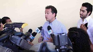 Ito Bisonó formalizará candidatura presidencial después de primarias