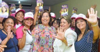 Jacinta Estévez asegura que será una diputada diferente