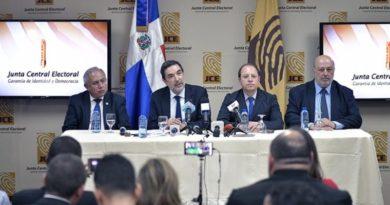 Misión Uniore afirma Junta pasa por enorme desafío para la Junta Central Electoral