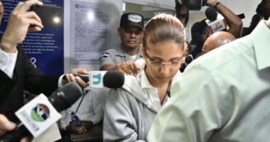 Juzgado de instrucción rechaza otorgar libertad a esposa de Argenis Contreras