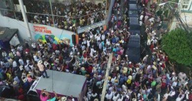 Leonel juramenta adeptos en DN y varias provincias