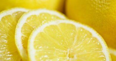 OJO: Dieta de desintoxicación y limpieza con limón