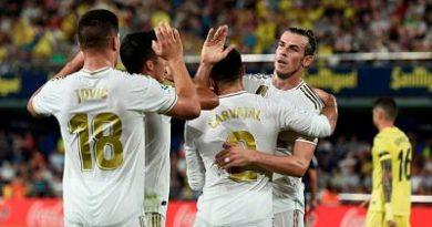 La Liga publicó la sanción sobre Gareth Bale