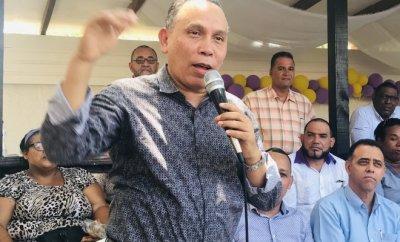 Leonel Ganará con más del 70% dice Radhamés Jîménez