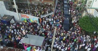 Leonel juramenta a integrantes de La Fuerza del Pueblo en circunscripciones 1, 2 y 3 del DN
