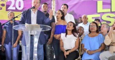"""Leonel promete que hará un """"gobierno incluyente"""" con todos los peledeistas"""