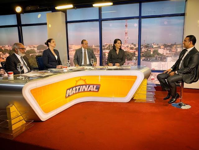 Precandidato alcalde del PLD Luis Alberto Tejeda enfatiza con seguridad : «Estamos ocupando el primer lugar»
