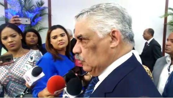 EL PRD analizará posible alianza luego de las primarias según Miguel Vargas