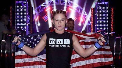Muere una ex luchadora de MMA en EE.UU. por un aneurisma cerebral