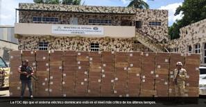 Ocupan un millón de cigarrillos introducidos desde Haití
