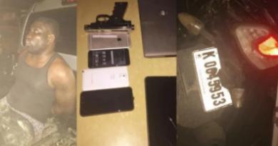 Patrulla PN hiere dos atracadores en Puerto Plata