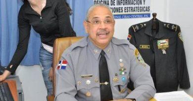 Policía Nacional emprende búsqueda de culpables por homicidio de motoconchista