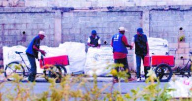 CND recolecta más 250 mil libras de residuos plásticos en 2 meses