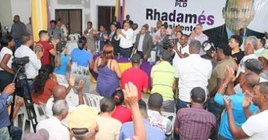 Radhamés Segura afirma impulsará el sector agropecuario dominicano