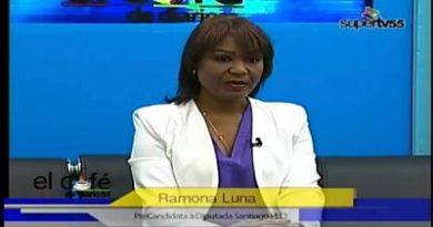 Ramona Luna precandidata a diputada PLD desea elevar Gurabo a Municipio