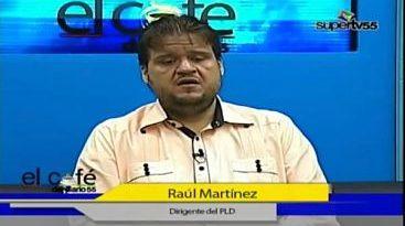 """Raul Martinez: """"Leonelistas están optimistas y confiados en que su candidato ganará"""