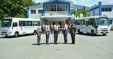 Seguimos mejorando las condiciones formativas y laborales de nuestros policías