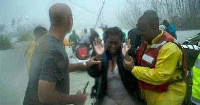 TERRIBLE : El huracán Dorian: deja mas 20 los muertos en Bahamas