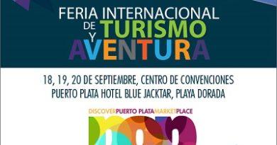 Inicia hoy en Puerto Plata la 8va edición de la feria turística Discover MarketPlace 2019