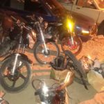 PN desarticula banda que robaba motocicletas para llevarlas a Haití
