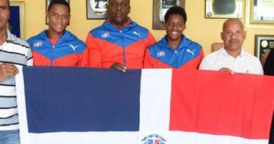 Atletas dominicanos viajan a Mundial de Atletismo en Qatar