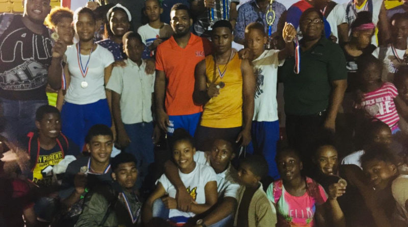 Bayaguana gana III Copa Internacional de Judo