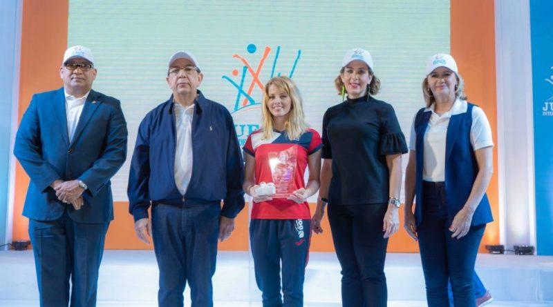 BCRD inaugura los XXIV Juegos Interdepartamentales