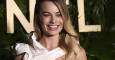 Actriz Margot Robbie, el nuevo rostro de Chanel