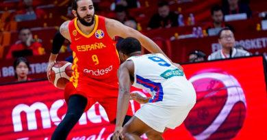 España sobrevive ante Puerto Rico y avanza en China