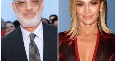 Tom Hanks y el descortés gesto contra Jennifer Lopez