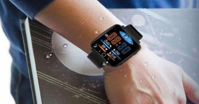 Lenovo Carme es un nuevo reloj inteligente para todos los bolsillos