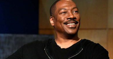 Actor Eddie Murphy regresa a la gran pantalla