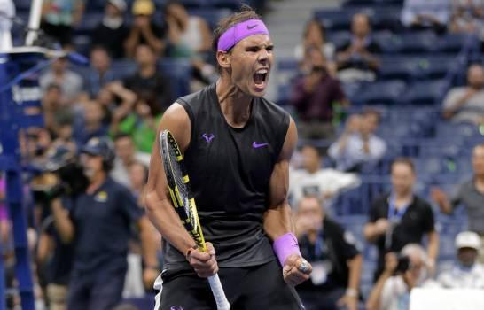 US Open: Rafael Nadal somete a Schwartzman y está en semis