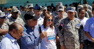 Autoridades de Puerto Plata se integran a jornada contra el dengue