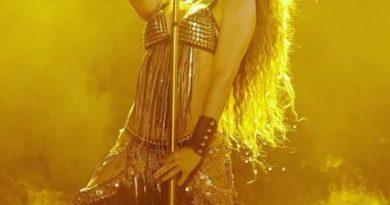 Shakira sorprende a sus fans con ardiente foto en un concierto