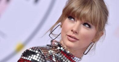 Taylor Swift obtiene un nuevo récord con 'Lover', su sexto álbum número 1