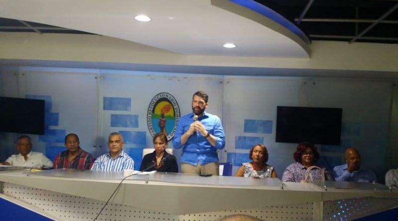 JUAN CARLOS GUERRA DICE: ¨SANTO DOMINGO ESTE SERÁ EL MOTOR DEL RESURGIR DEL PRD