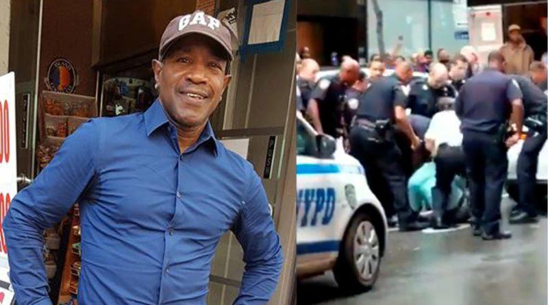 Tres policías lesionados en enfrentamiento con dominicano que chocó patrullero en Manhattan