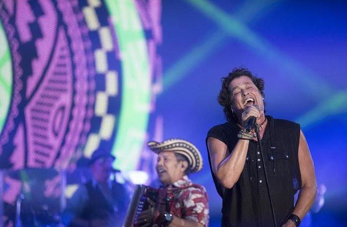 """Carlos Vives llega a Punta Cana con gran fiesta vallenata desde """"la tierra del olvido"""""""