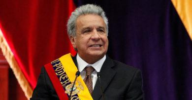 """""""¡Acójanse a las consecuencias!"""": la advertencia de Lenín Moreno a manifestantes en Ecuador"""