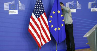 La disputa entre EE.UU. y la UE amenaza la principal arteria del comercio mundial