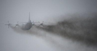 Un aterrizaje de emergencia en el oeste de Ucrania deja varias víctimas mortales