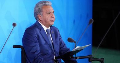 """Lenín Moreno: """"No voy a cambiar la medida, que quede claro, se eliminó el subsidio, se acabó la zanganería"""""""