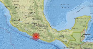 Un fuerte sismo de magnitud 5,0 sacude a Guerrero y se siente hasta en la Ciudad de México